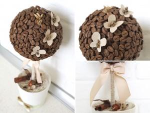 кофейный-топиарий-бабочки